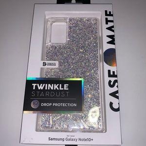 Galaxy Note10+ Case-Mate Glitter Case